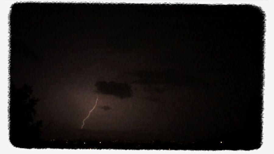 Il temporale si avvicina