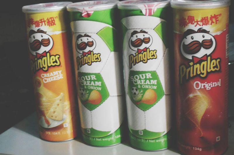 pringles bc why not First Eyeem Photo