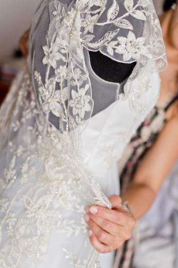 Tailored To You Lace Lace Dress Making A Dress Making White Dress Wedding Dress