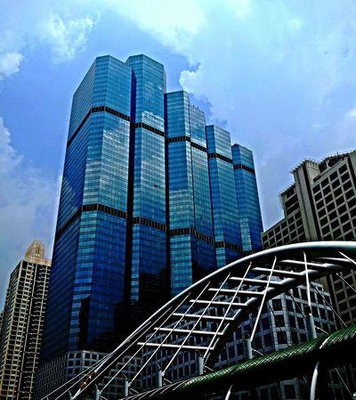 Urban highrise buildings Architecture Office Buildings Cityscapes Urban Landscape City Planning