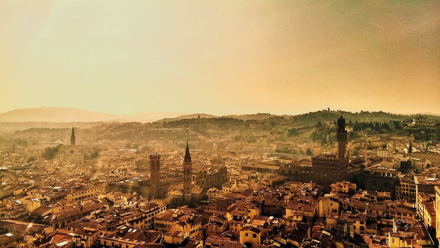 Florence Firenze View Mist City Medieval Travel Photography Italy Traveling Check This Out