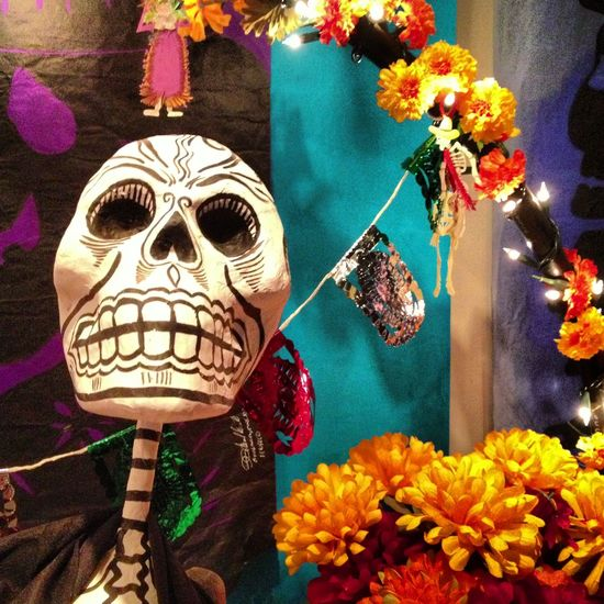Day of the Dead Celebration - Incredibly moving displays of family memories... Celebration Colorado Day Of The Dead Death Dia De Los Muertos Holidays Longmont, Co Mexican Culture Mexican Folklor Mexican Pride Sugar Skull