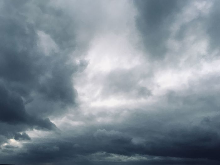 Cloud - Sky Sky Storm Beauty In Nature Storm Cloud Scenics - Nature Overcast No People Cloudscape Nature Dramatic Sky Low Angle View Tranquil Scene Tranquility Thunderstorm Environment Dusk Outdoors Day Ominous