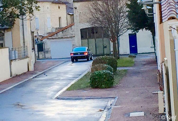 Walk This Way d'aujourd'hui à hier ! Automobile Voiture Retro Angouleme Charente