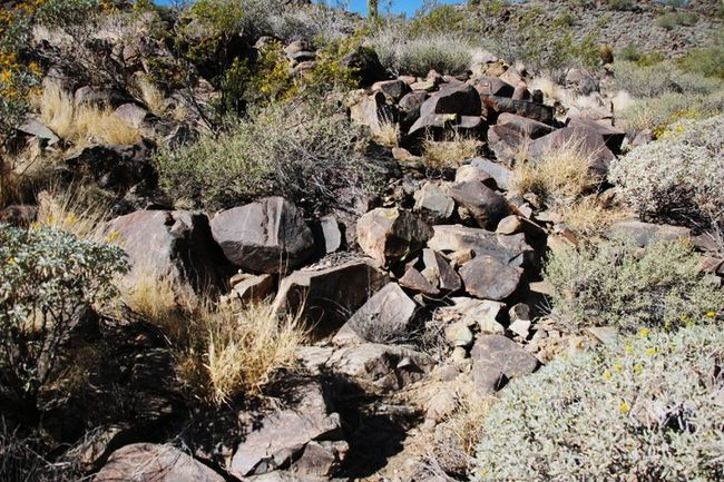 Arizona Nature Rock Pile Outdoors Stack No People Tranquility
