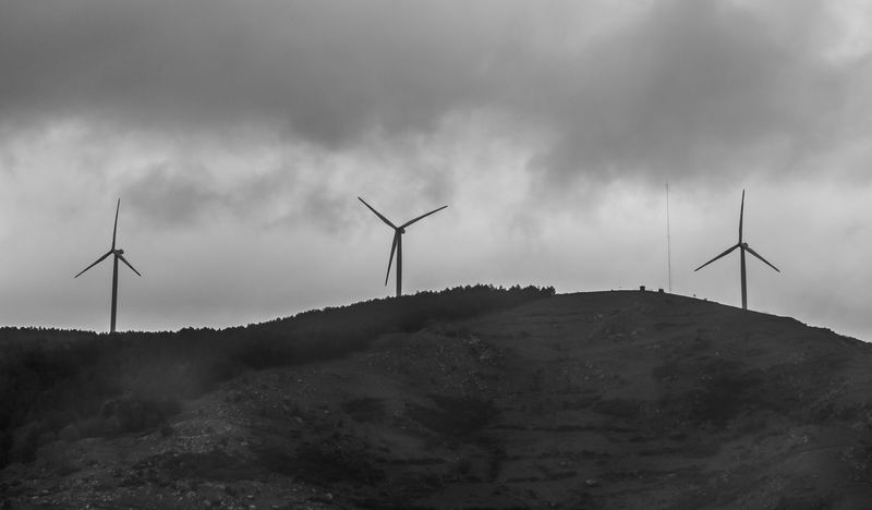 Sicilia Sicily Sicily, Italy Travel Alternative Energy Day Environmental Conservation Field Fuel And Power Generation Industrial Windmill Low Angle View Nature No People Outdoors Renewable Energy Rural Scene Sky Technology Traditional Windmill Wind Power Wind Turbine Windmill
