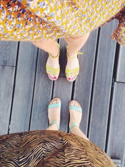 Shoes Toes Nail