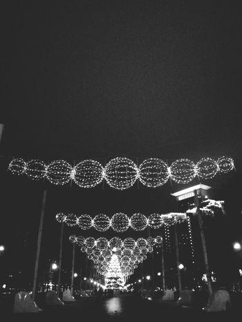 рождество Blackandwhite сокольники