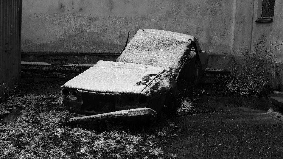 Dacia Romanian Car Oldschool Shipwreck