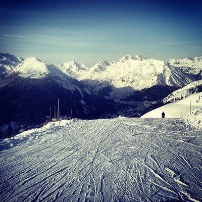 Montana Mountains Italy Snow snowboard ski ponte