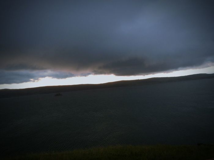 Russian Altaiski Krai White Lake Nature EyeEm Nature Lover Kolyvan Sky Cloud - Sky