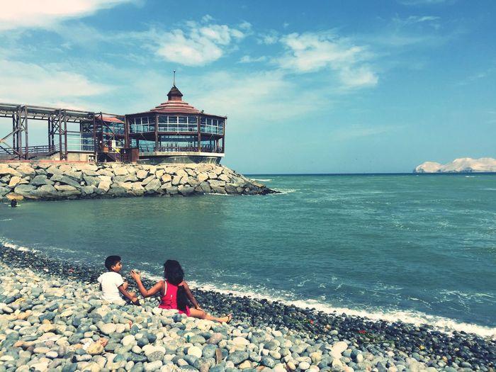 Peru Peruvian Places Beach Mycountry Beautiful