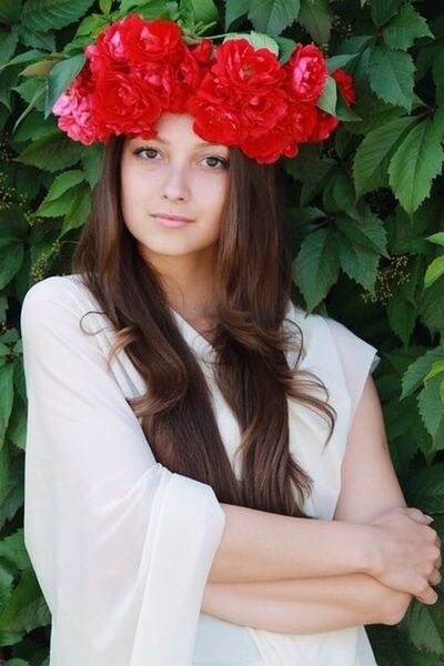 Wanna some warm Flower Fantasy Summer Russian Girl Russian Beauty