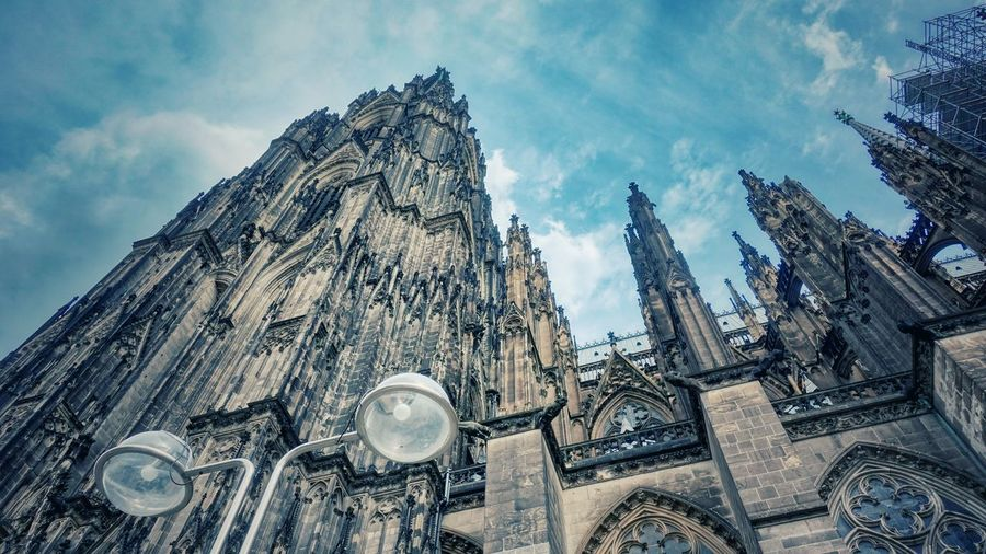 Kölner Dom Sky