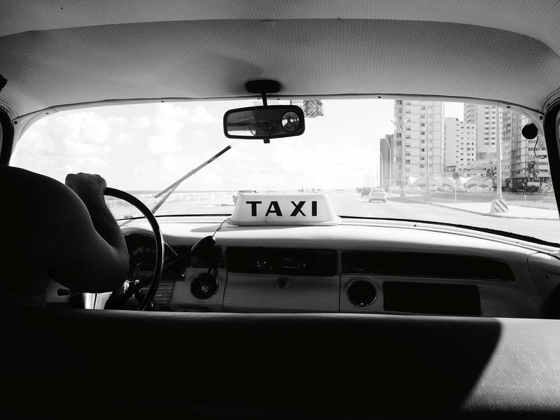 Welcome To Black Driving at Malecon, Havana. The Street Photographer - 2017 EyeEm Awards BYOPaper! Live For The Story