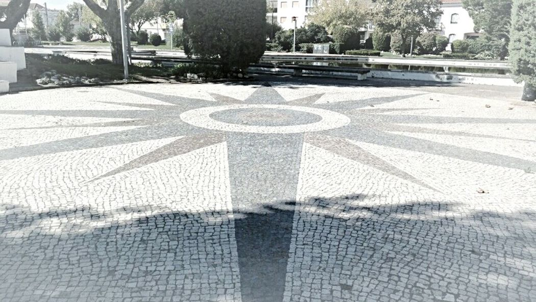 EyeEm Portugal Star Geometric Design A Walk In The Park Eyeemphotography Architecture_collection Architectural Design ArchiTexture Urban Design At The Park
