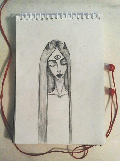 Skribbles Sketch Drawing Daily Doodle