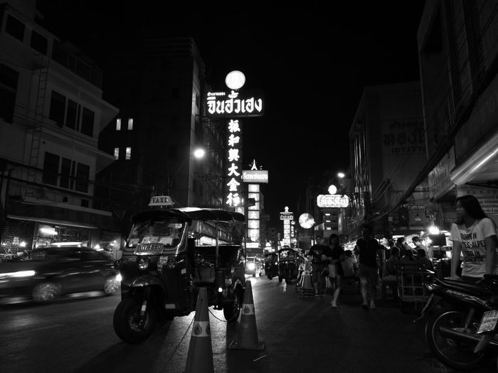 Culture Ligths In The City Street Style From Around The World Chinatownthailand China Town Yaowarat Chinatown Yaowarat Yaowarat Road Street Thailand Thailand Photos