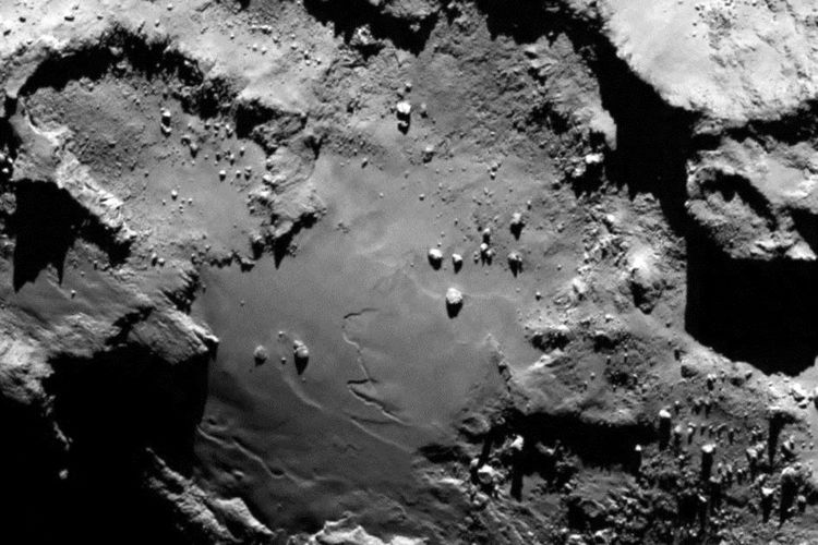 The comet man has put a camera on. Spent millions for this probe, but can't stop hunger on its on planet and continue to kill its own planet....just a thought. EARTH PROJECT