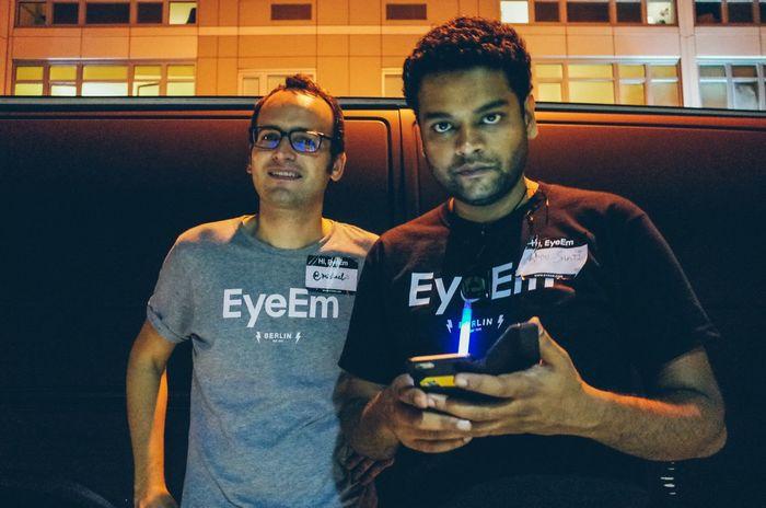Eye To Eye with the makers of EyeEm and Eyevision. Eyeem Festival 2015 EyeEm Team New York City Streetphotography