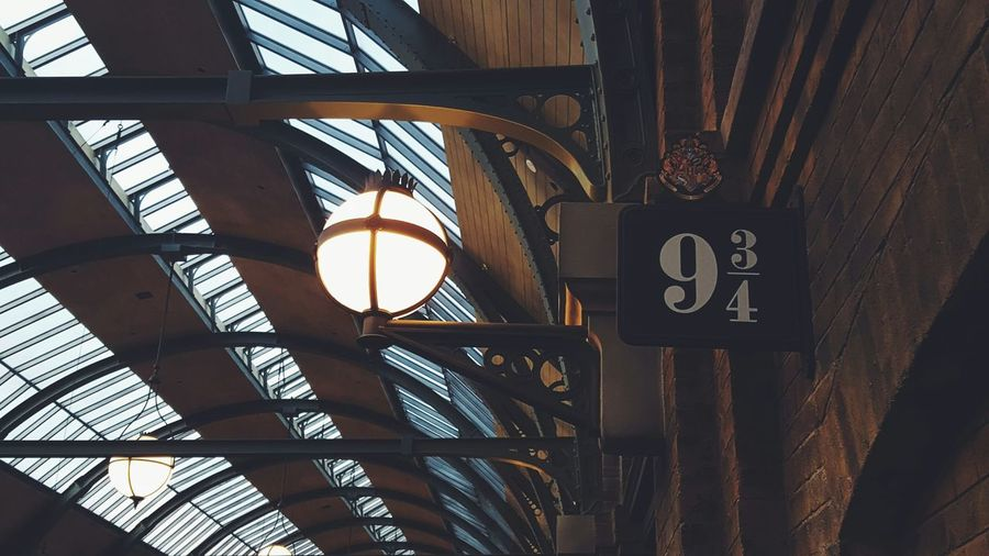 Harrypotter Platform 9 3/4  Hogwarts Hogwartsexpress Harrypotterworld