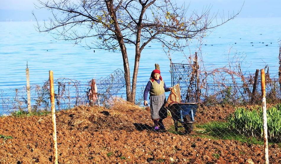 People And Places Albania Woman Old Unique Amazing Love Nature