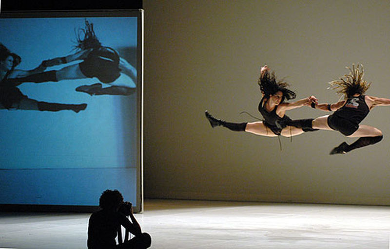 HELD - Australian Dance Theatre