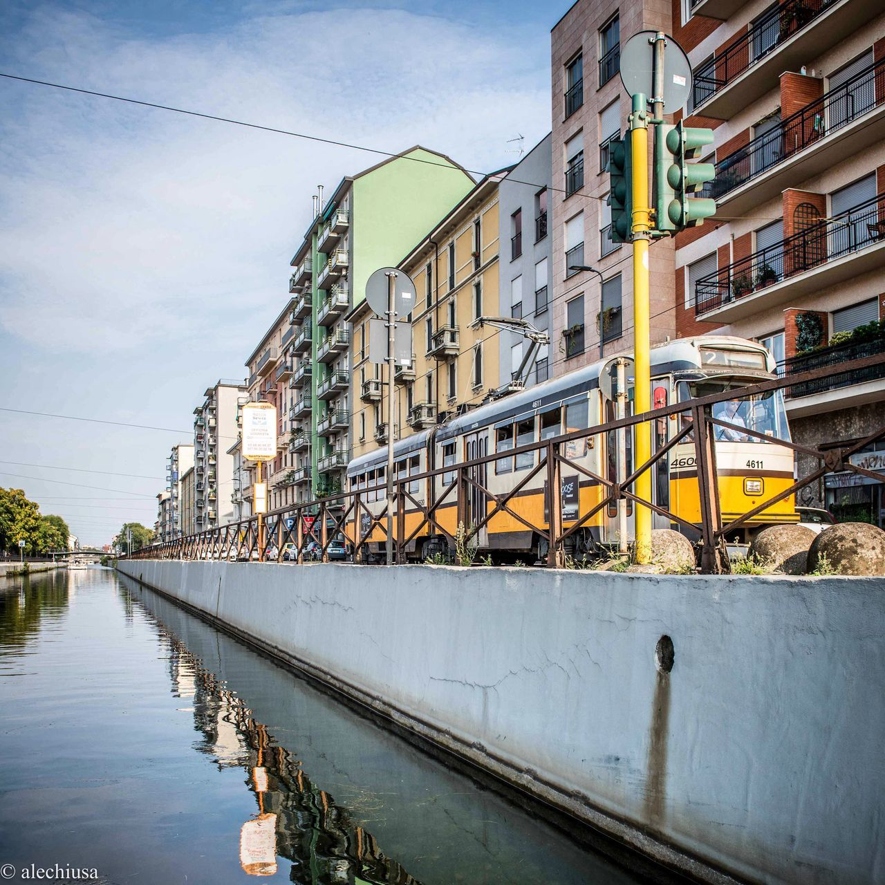 architecture, building exterior, built structure, sky, day, outdoors, water, no people, city