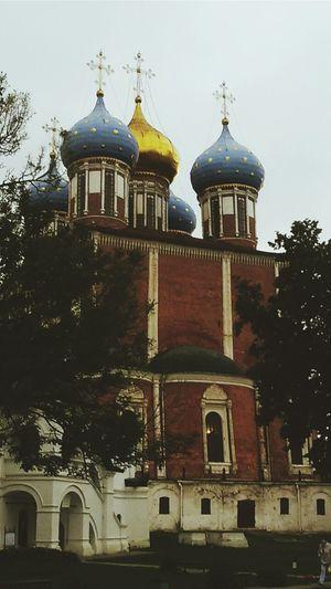 Одно из самых красивых мест Рязани Рязань достопримечательность рязанский кремль прекрасное
