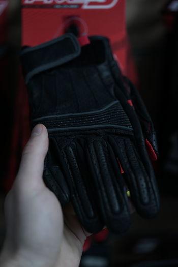 Bike Glove Leather Leather Glove Moto Protection