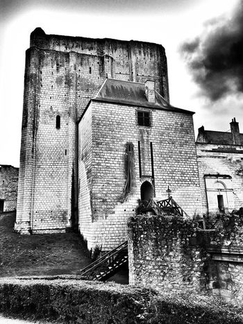 Loches Indreetloire Château Castle France Medieval Chateauroux