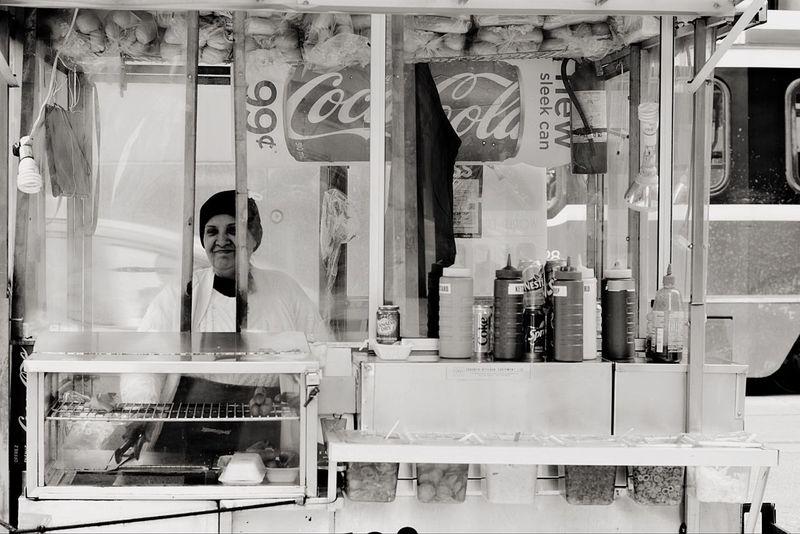 Happy thoughts Up Close Street Photography Blackandwhite Nikon D7100 Toronto Streetmeat