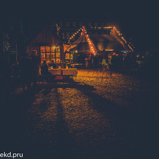 Fairy Tale Munich Munich, Germany Building Exterior Illuminated Maerchenbasar Muenchen Night Outdoors Wonderland