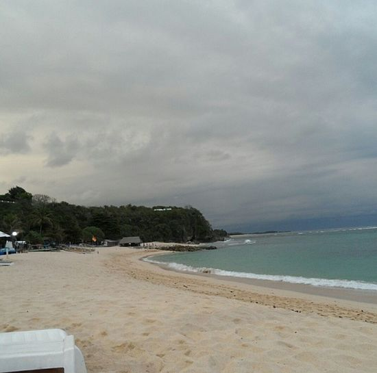 Beach Sand Sea Vacations Cloud - Sky Landscape Dramatic Sky Atmospheric Mood Beauty In Nature