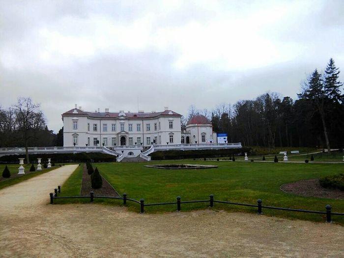 Architecture Lithuania Palanga Park Palace Landscape
