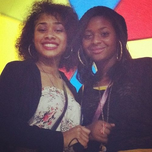 My bestfriend and I