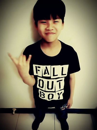 Rock'n'Roll My Younger Brother Fall Out Boy Cool Kids