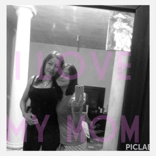 I Love My Mom❤ Mom ❤ Me And My Mom With My Mom ❤