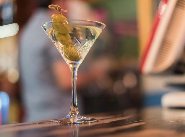 Martini Olives