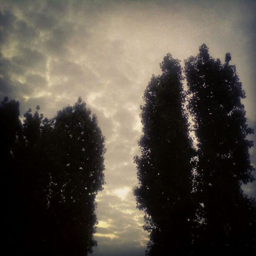 I think it will rain today, _ (@) _ (@) _