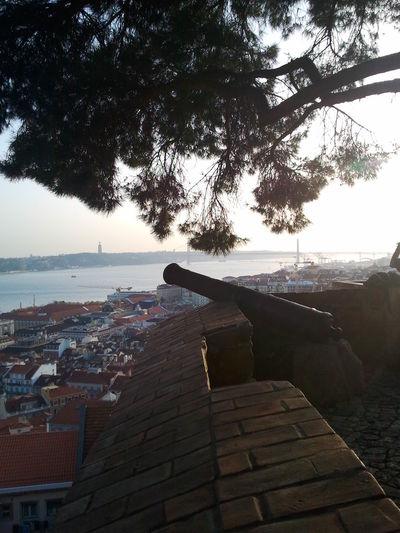 Lisbon Lisbona Lisbonne Lisboa Castle Castle View  Castelo Castelodesaojorge