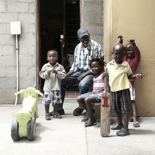 Vuyo 'Maxwell' and family Redlocation
