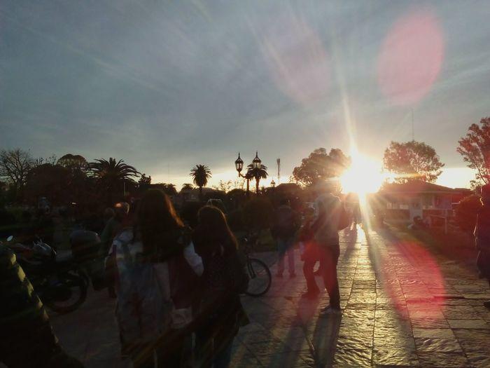 Day People Ligths Ligth Tigre 2017 Parque De La Costa Fotography