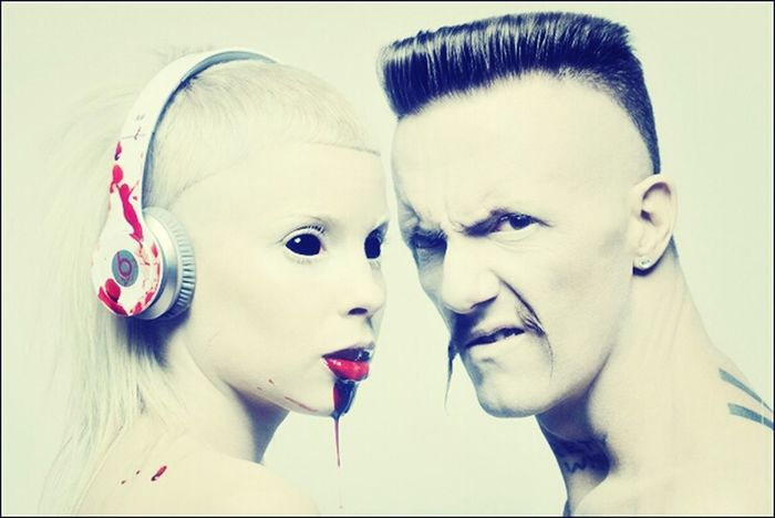 Die Antwoord Hanging Out