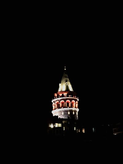 Overnight Success Famous Place Architectural Feature Built Structure High Section Galata Tower