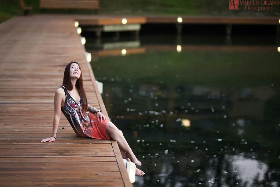 Nana Sukimoro Woman Model Modeling Landscape Eye4photography  Popular Photos Portrait Of A Woman Photoshoot People Watching Asian Beauty