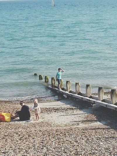 Calum The Sea Pebbles Beach