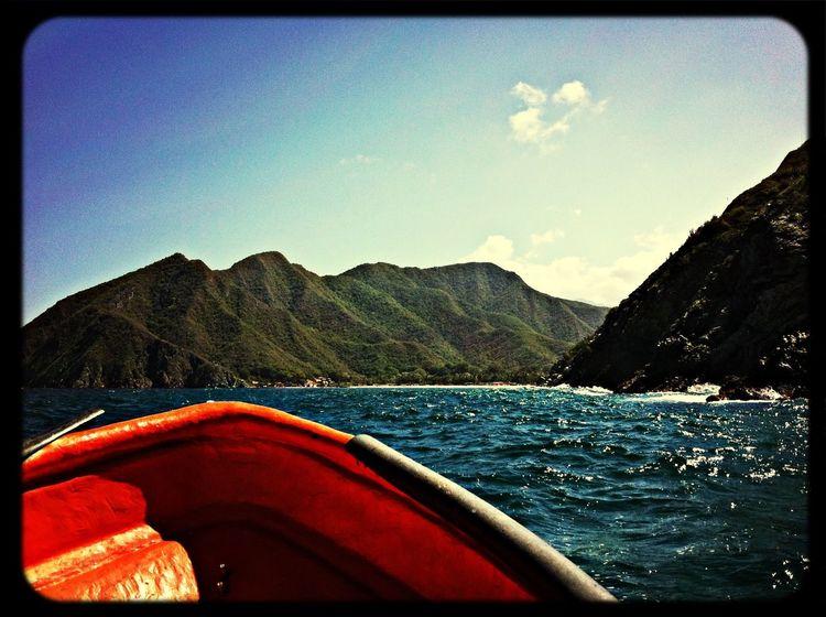Con rumbo a el paraíso! Venezuela Choroni