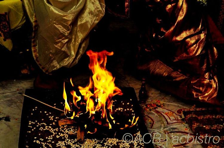Wedding. Night Wedding Indian Indian Culture  Fire Rituals & Cultural Acbistro Acb DSLR
