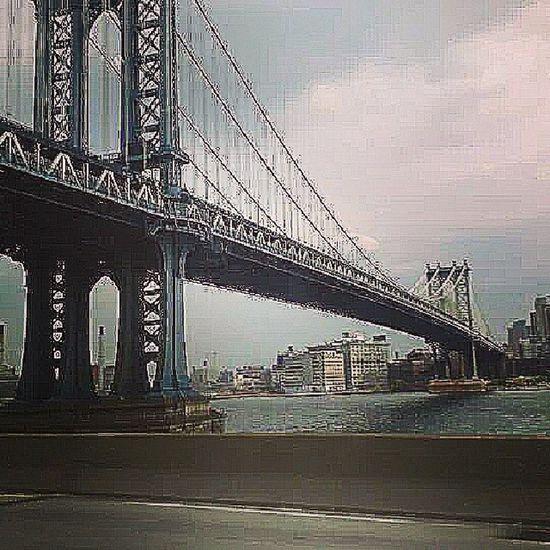 Pensieripositivi ... PontediManhattan Ricordo la grandezza e l'immensità di Newyork love fashion istagramm instaitaly ig_Ferrara ig_emiliaromagna